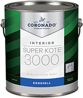 HANNA'S COLOR CENTER INC. Super Kote 3000 is newly improved for undetectable touch-ups and excellent hide. Designed to facilitate getting the job done right, this low-VOC product is ideal for new work or re-paints, including commercial, residential, and new construction projects.boom
