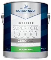 HANNA'S COLOR CENTER INC. Super Kote 5000 Zero is designed to meet the most stringent VOC regulations, while still facilitating a smooth, fast production process. With excellent hide and leveling, this professional product delivers a high-quality finish.boom